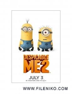 دانلود انیمیشن Despicable Me2 من نفرتانگیز۲ دوبله فارسی دو زبانه انیمیشن مالتی مدیا