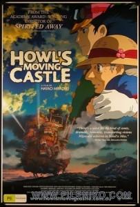 دانلود انیمیشن Howl's Moving Castle قلعه ی متحرک هاول دوبله فارسی سه زبانه انیمیشن مالتی مدیا