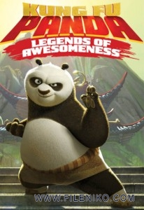 دانلود سریال کارتونی Kung Fu Panda Legends of Awesomeness کونگ فو پاندا افسانه های شگفت انگیز دوبله فارسی انیمیشن مالتی مدیا مجموعه تلویزیونی