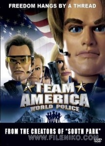 دانلود انیمیشن Team America:World Police تیم آمریکایی:پلیس جهانی زبان اصلی با زیرنویس فارسی انیمیشن مالتی مدیا