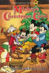 دانلود انیمیشن میکی و سرود کریسمس Mickey's Christmas Carol دوبله فارسی انیمیشن مالتی مدیا