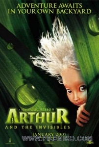 دانلود انیمیشن Arthur and the Invisibles آرتور و نامرئیها زبان اصلی با زیرنویس فارسی انیمیشن مالتی مدیا