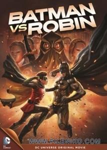 دانلود انیمیشن Batman vs Robin بتمن در برابر رابین زبان اصلی با زیرنویس فارسی انیمیشن مالتی مدیا