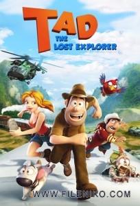 دانلود انیمیشن Tad the Lost Explorer با دوبله فارسی انیمیشن مالتی مدیا