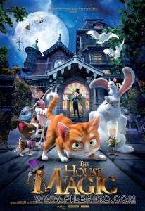 دانلود انیمیشن The House of Magic خانه سحر و جادو دوبله فارسی انیمیشن مالتی مدیا