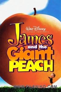 دانلود انیمیشن James and the Giant Peach جیمز و هلوی غولپیکر زبان اصلی با زیرنویس فارسی انیمیشن مالتی مدیا