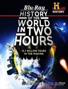 دانلود مستند History of the World in 2 Hours 2011 تاریخ جهان در 2 ساعت مالتی مدیا مستند