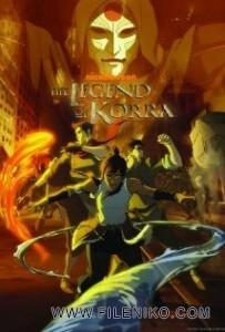دانلود انیمیشن زیبای افسانه ی کورا Avatar: The Legend of Korra فصل سوم با زیرنویس فارسی انیمیشن مالتی مدیا مجموعه تلویزیونی