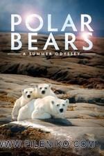 دانلود مستند Polar Bears: A Summer Odyssey 2012 خرسهای قطبی: یک سفر تابستانی مالتی مدیا مستند