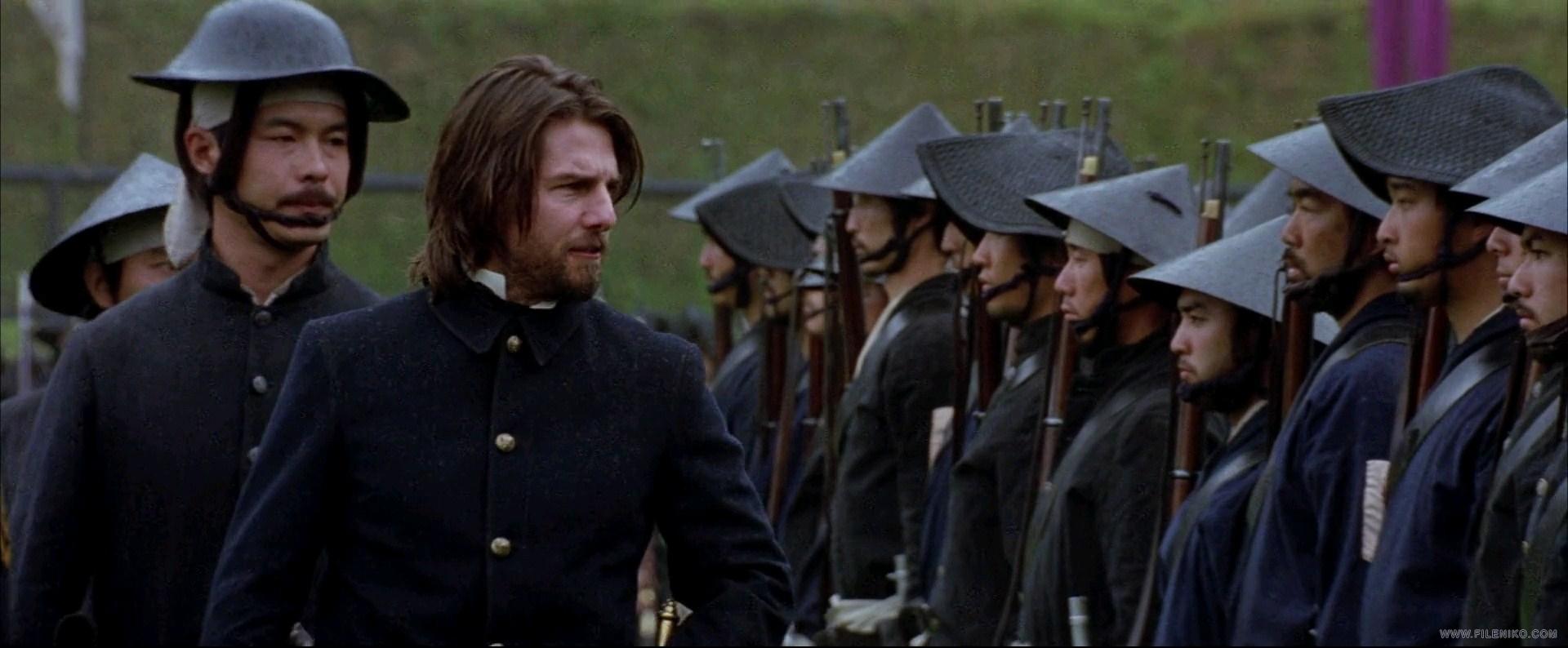 تصویری از فیلم آخرین سامورایی