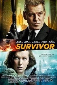 دانلود فیلم سینمایی Survivor 2015 با زیرنویس فارسی اکشن جنایی فیلم سینمایی مالتی مدیا مطالب ویژه هیجان انگیز
