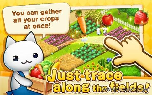 مزرعه بازی بدون اینترنت دانلود Meow Meow Star Acres 1.2.19 – بازی مزرعه داری ...