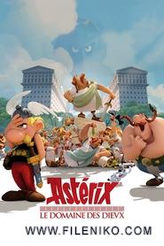 دانلود انیمیشن زیبای ابلیکس و استریکس Asterix and Obelix 2014 دوبله فارسی دوزبانه انیمیشن مالتی مدیا