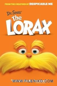 دانلود انیمیشن The Lorax لوراکس دوبله فارسی + زبان اصلی انیمیشن مالتی مدیا
