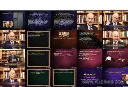 دانلود مجموعه آموزشی Learning English Steps 1-2-3 آموزش زبان مالتی مدیا