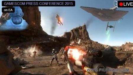 دانلود مراسم Gamescom 2015 فستیوال اروپایی بازی های رایانه ای با کیفیت Full HD مالتی مدیا مراسم ویژه مطالب ویژه