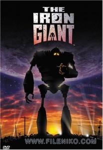 دانلود انیمیشن غول آهنی – The Iron Giant دوبله دو زبانه انیمیشن مالتی مدیا
