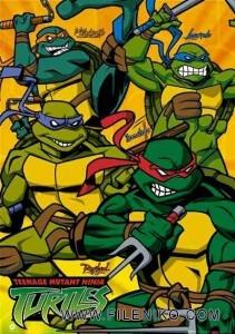 دانلود انیمیشن زیبا و خاطره انگیز لاکپشتهای نینجا فصل دوم - TMNT 2003 دوبله فارسی انیمیشن مالتی مدیا