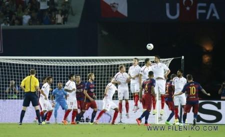 دانلود فول مچ بازی بارسلونا ۵-۴ سویا (سوپرکاپ اروپا) مالتی مدیا مسابقات ورزشی