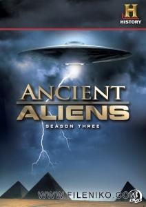 دانلود مجموعه مستند Ancient Aliens بیگانگان باستانی فصل سوم با زیرنویس فارسی مالتی مدیا مستند