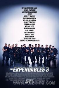 دانلود فیلم سینمایی The Expendables 3 2014  دوبله فارسی اکشن فیلم سینمایی ماجرایی مالتی مدیا هیجان انگیز