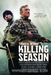 دانلود فیلم سینمایی Killing Season 2013 دوبله فارسی اکشن درام فیلم سینمایی مالتی مدیا هیجان انگیز