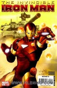 دانلود انیمیشن مرد آهنی شکست ناپذیر The Invincible Iron Man زبان اصلی انیمیشن مالتی مدیا