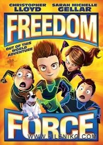 دانلود انیمیشن نیروی آزادی Freedom Force زبان اصلی انیمیشن مالتی مدیا