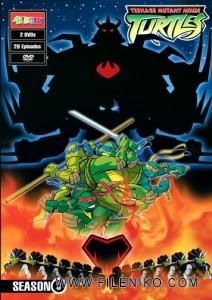 دانلود انیمیشن زیبا و خاطره انگیز لاکپشتهای نینجا فصل سوم - TMNT 2003 دوبله فارسی انیمیشن مالتی مدیا