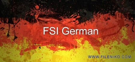 دانلود دوره آموزش زبان آلمانی FSI German آموزش زبان مالتی مدیا