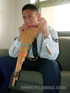 آلبوم رویاهای بومی، فلوت سرخپوستی زیبایی از دیوید آرکنستون مالتی مدیا موزیک موزیک بی کلام