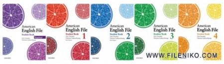 دانلود مجموعه آموزش زبان انگلیسی American English File سطح 4 آموزش زبان مالتی مدیا