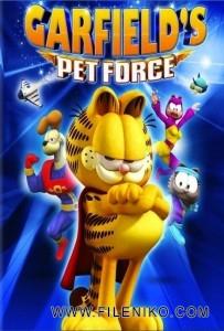 دانلود انیمیشن Garfield's Pet Force انیمیشن مالتی مدیا
