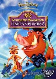 دانلود انیمیشن Around the World with Timon and Pumbaa دوبله دو زبانه انیمیشن مالتی مدیا