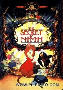دانلود انیمیشن راز نیمح – The Secret of NIMH دوبله فارسی دو زبانه انیمیشن مالتی مدیا