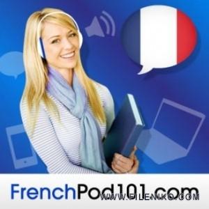 دانلود پادکست های ویدیوئی و صوتی آموزش زبان فرانسه FrenchPod101 آموزش زبان مالتی مدیا