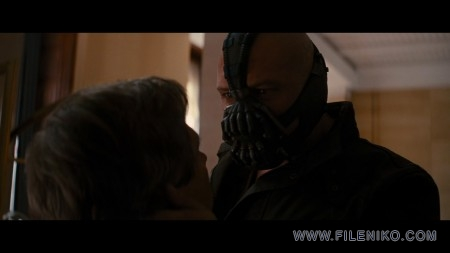 فیلم سینمایی The Dark Knight Rises