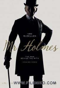 دانلود فیلم سینمایی Mr. Holmes با زیرنویس فارسی درام فیلم سینمایی مالتی مدیا مطالب ویژه معمایی