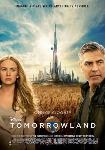 دانلود فیلم سینمایی Tomorrowland با زیرنویس فارسی اکشن خانوادگی فیلم سینمایی ماجرایی مالتی مدیا مطالب ویژه