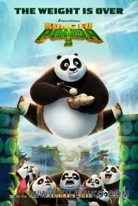 دانلود انیمیشن پاندای کونگفوکار ۳ – Kung Fu Panda 3 انیمیشن مالتی مدیا مطالب ویژه