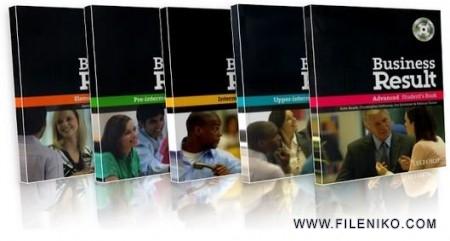 دانلود مجموعه آموزش زبان تجارت Business Result آموزش زبان مالتی مدیا