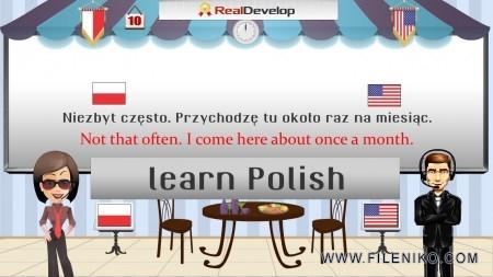 دانلود مجموعه تصویری آموزش زبان لهستانی RealDevelop Polish آموزش زبان مالتی مدیا