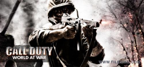 دانلود بازی Call of Duty 5 World at War برای PC