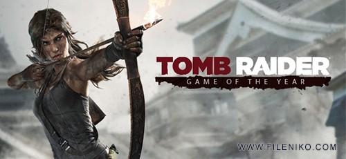 دانلود بازی Tomb Raider – Game Of The Year Edition برای PC