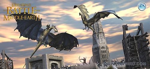 دانلود بازی The Lord of the Rings The Battle for Middle earth برای PC