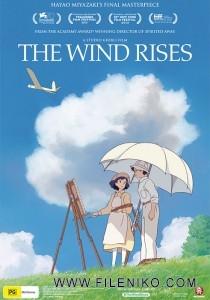 دانلود انیمیشن The Wind Rises باد برمیخیزد دوبله فارسی سه زبانه انیمیشن مالتی مدیا