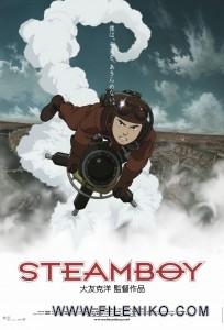 دانلود انیمیشن Steamboy پسر بخار دوبله فارسی دوزبانه انیمیشن مالتی مدیا