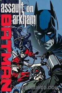 دانلود انیمیشن Batman:Assault on Arkham بتمن:نبرد در آرخام زبان اصلی با زیرنویس فارسی انیمیشن مالتی مدیا
