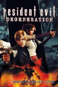 دانلود انیمیشن Resident Evil:Degeneration اهریمن ساکن:تباهی دوبله فارسی سه زبانه انیمیشن مالتی مدیا