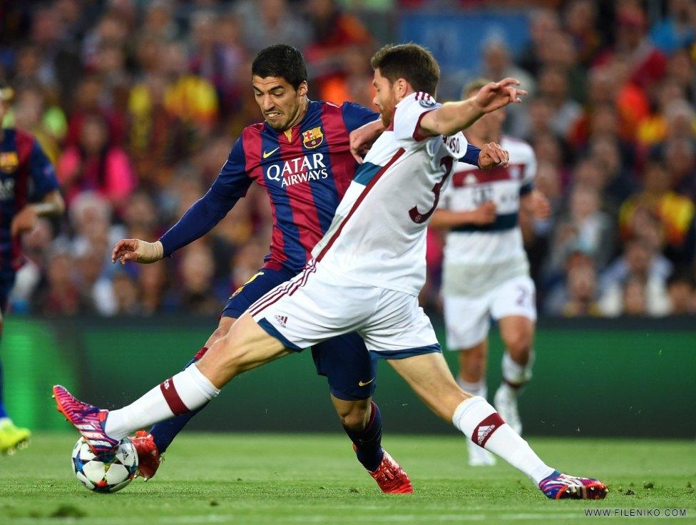 جام قهرمانان اروپا Bayern Munich vs Barcelona بازی رفت مالتی مدیا مسابقات ورزشی مطالب ویژه